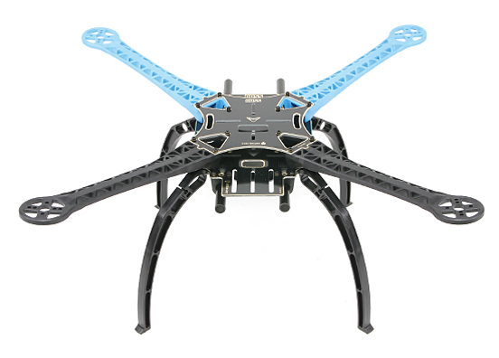 S500 Glass Fiber Quadcopter Frame 480mm